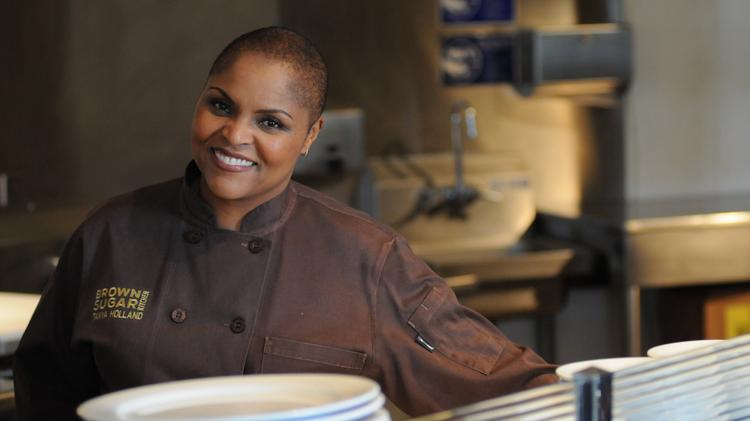 tanya holland of brown sugar kitchen will open an outpost in uptown oakland - Brown Sugar Kitchen