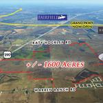 Exclusive: Johnson Development acquires 1,600 acres northwest of Houston