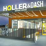 State's first Holler & Dash Biscuit House to open in August