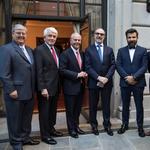 IBC Bank execs take leadership role in NAFTA renegotiation