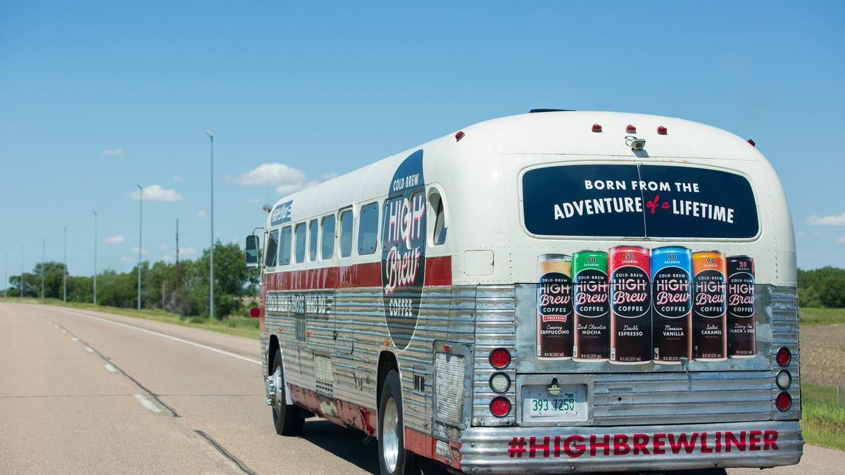 High Brew and The Escape Pod Group brew up a neat summer road-trip experience