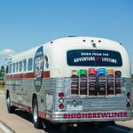 High Brew Coffee takes its product on a nationwide road trip, vintage bus included