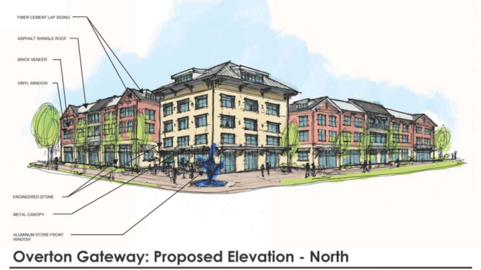 Contentious Midtown apartment project gets unanimous City Council approval