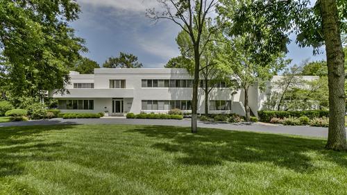 Contemporary Meyer Circle Estate
