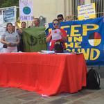 Paris Accord supporters pressure San Antonio mayor to join