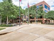 The Brinker International campus in North Dallas.