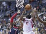 Rockets players named among NBA's most marketable players in national survey