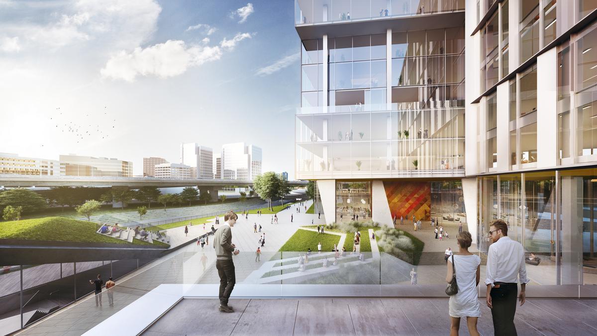 Google S Hope To Build Huge Campus Next To San Jose S