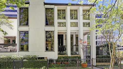 Elegant Townhome in Post Oak Park