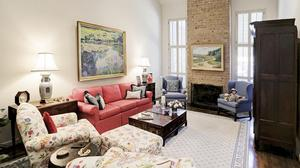 Roger Rasbach Designed Patio Home in Riverhollow