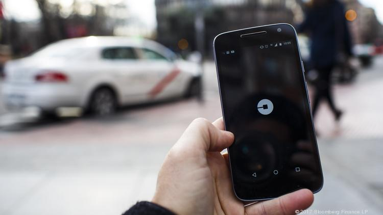 LinkedIn's top startup employer rankings include Uber