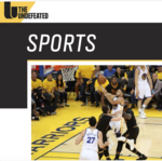ESPN's 'Undefeated' builds swagger in first year