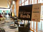 What you missed at last night's Book of List Bash