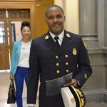 Cincinnati selects new fire chief
