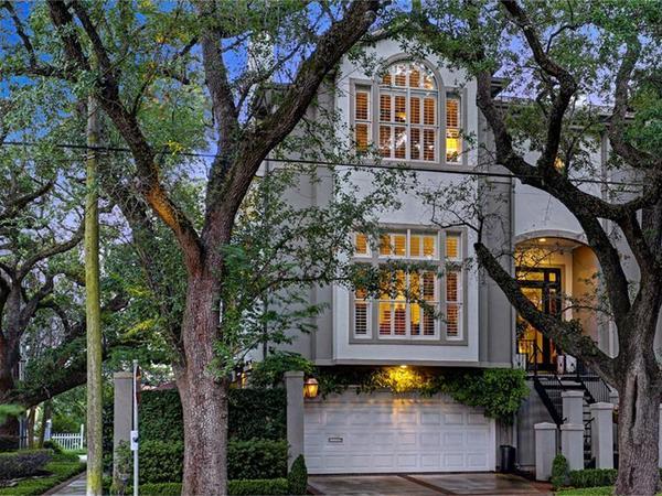 Elegant Custom Home in the Heart of Montrose