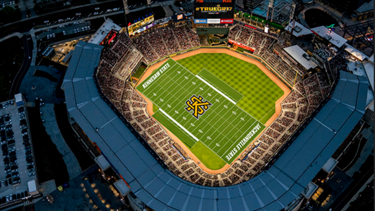 Kennesaw State To Play Jacksonville State In Football Game