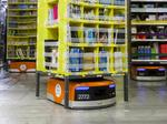 The foundation of Amazon's future — automation — was made in Mass.