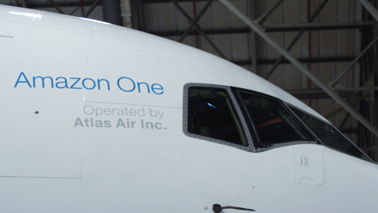 Amazon's reportedly shopping for more cargo jets as Atlas