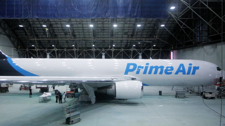 Air Leases Boeing 767 Freighters For Its U S Operations But In Europe It