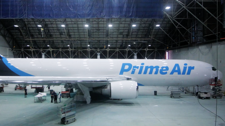 ATSG expands Amazon partnership - Cincinnati Business Courier