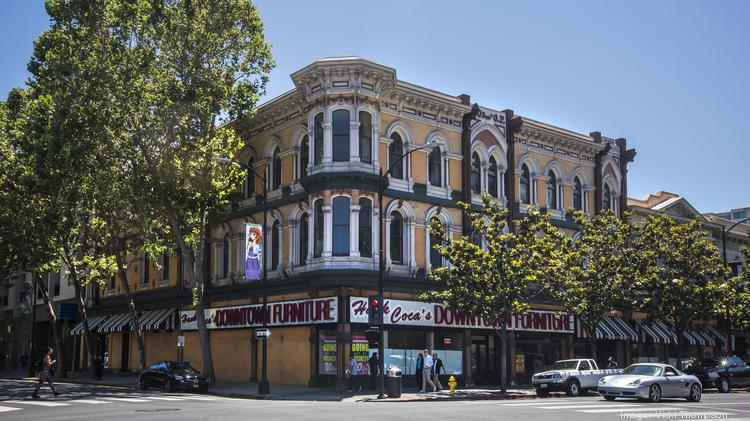 Exclusive Historic San Jose Commercial Property Hits The Market