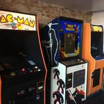 Pac Man, Space Invaders turn Expo into 'Barcade'