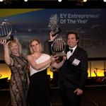 2 Portland companies named entrepreneurs of the year