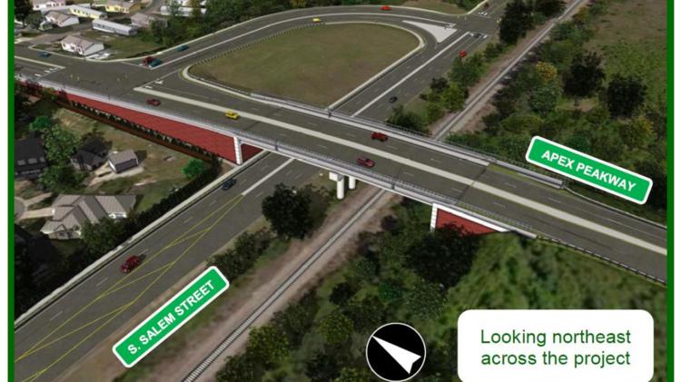 Town of Apex looks to close the Apex Peakway loop - Triangle