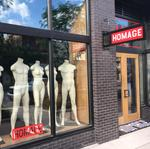 Homage setting up shop in another new city