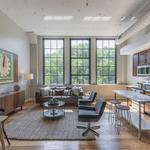 Former Baldwin piano factory transformed into urban loft apartments: PHOTOS