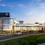 Massive Mercedes-Benz dealership coming to Cincinnati