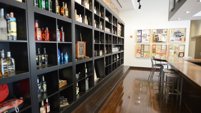 Cool Offices: Phillips Distilling revels in its history in downtown headquarters