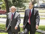 Former county judge pleads guilty for role in Carlos Uresti bribery case