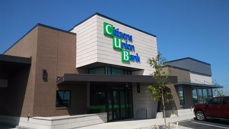 A Citizens Union Bank branch will open June 19 in Middletown.