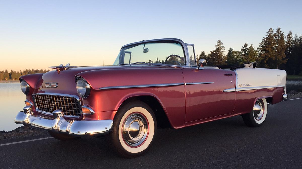 These classic cars are up for auction in Portland this weekend ...