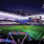 FC Cincinnati unveils stadium plans: SLIDESHOW