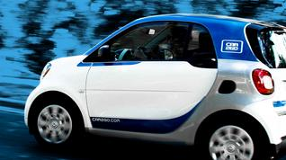 Did you use Car2Go?
