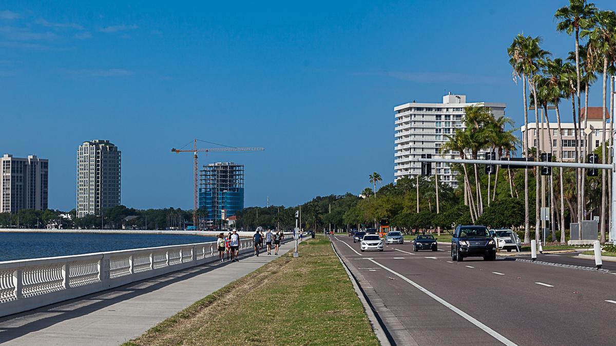 Restaurants Near Bayshore Blvd Tampa