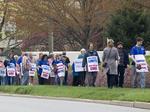 Hundreds of nurses at Baystate Franklin Medical to strike