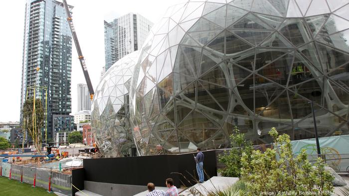 Amazon says HQ2 call drew 238 bids from across North America