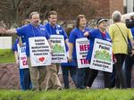 Baystate Franklin says nurses strike cost $1M