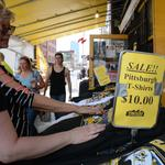 Retailers see boost from Pens' Stanley Cup win
