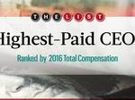 The List: Highest-Paid CEOs