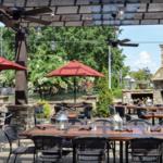 What Atlanta area restaurant made Open Table's best al fresco dining list?