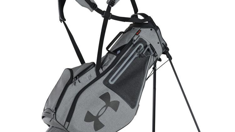 e8fabe2a18e8 How a new Under Armour golf bag could expand customer base of Triad fabric  maker