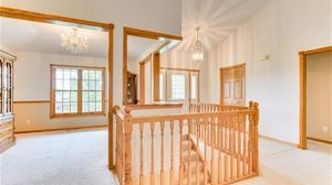 Sprawling, Walkout Rambler on Acreage in the Desired, Cambria Farms Neighborhood