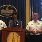 'Gun violence is out of control,' Pugh says amid spike in murders