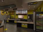 Buffalo Wild Wings will roll out its small-format restaurants