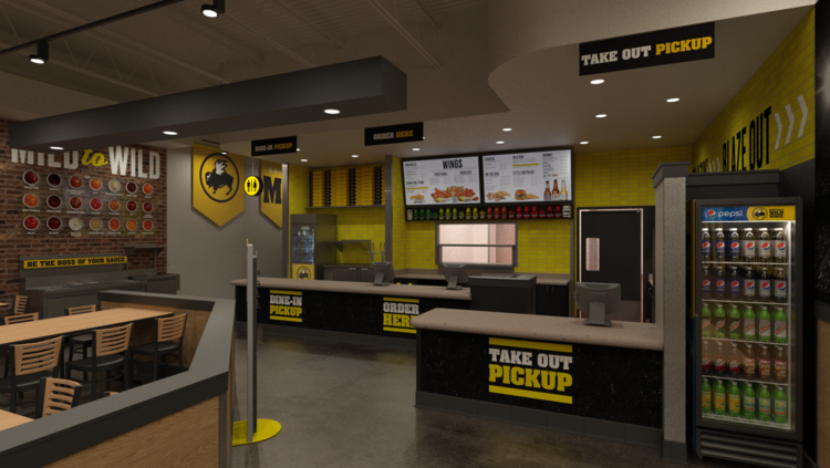 Buffalo Wild Wings Will Grow Its Small Format Restaurants Beyond