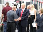 President Trump hints at electronics manufacturer coming to Wisconsin